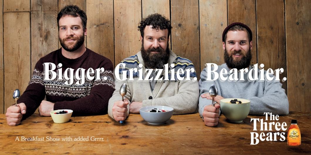 Bears Horizontal