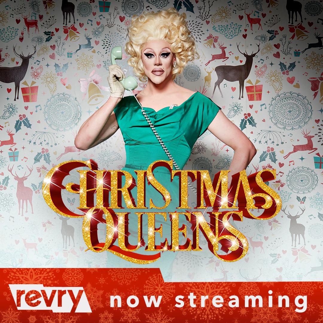 Christmas Queens.Drag Christmas Queens Special Yass Magazine